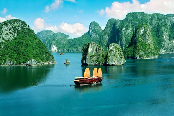 Ha Long Bay 1 day ***